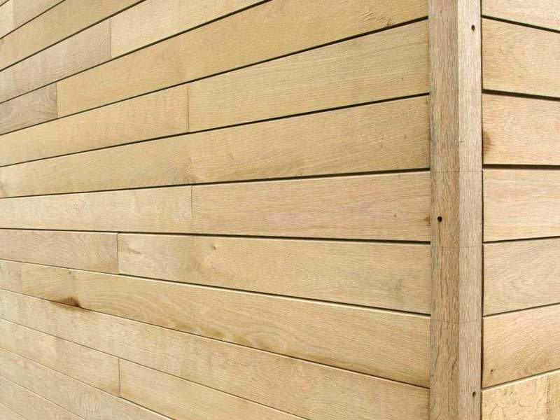 British Larch Cladding Corner Pieces And Fascia Iwood