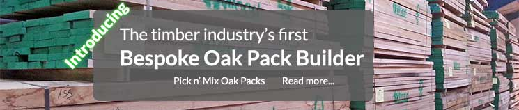 Introducing our Oak Pack Builder