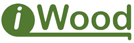 iWood Logo for use on Print friendly header
