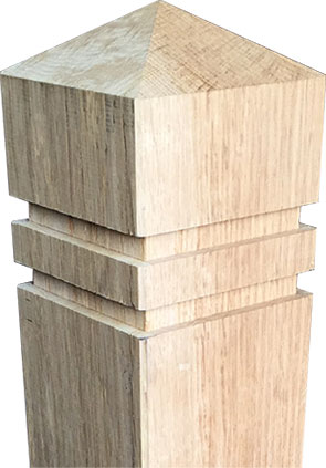Buy Oak Bollards and Fence Posts for Sale