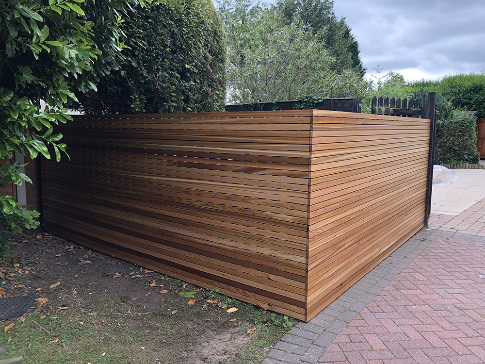 Cedar Slats Available To Buy Online Iwood