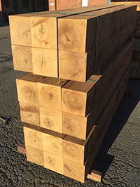 Greenheart Timber