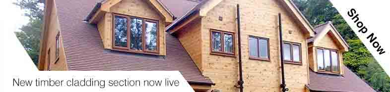 Buy External Timber Cladding Online
