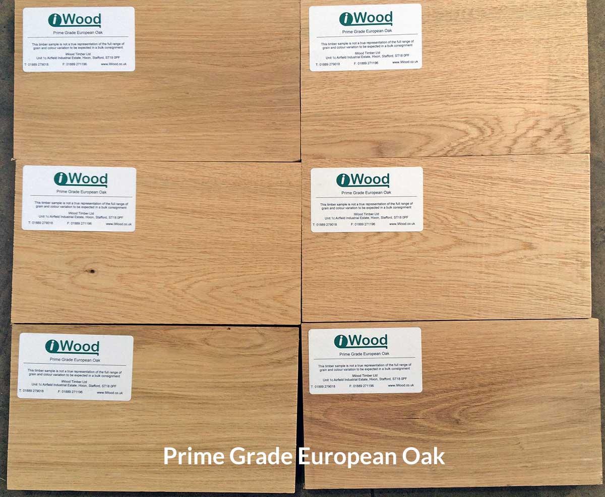Cut to Size Oak
