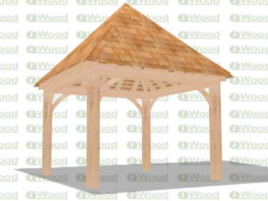 Oak Gazebo Designer