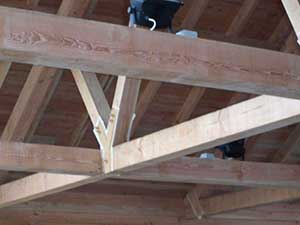 British Douglas Fir Beams