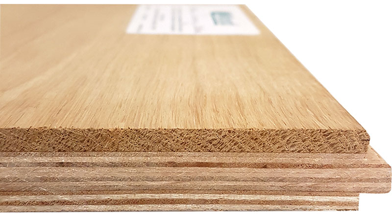 Engineered Oak Flooring Available To Buy Iwood