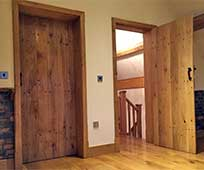 European Elm Timber Architrave