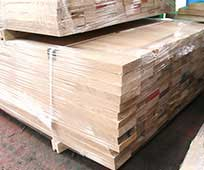 European Elm Timber Planed All Round
