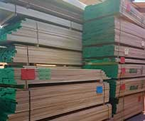 European Lightly Steamed Beech Timber Timber Packs