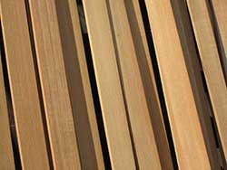 Sawn Teak Boards