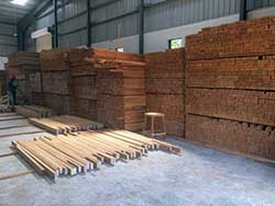 Teak Stock Packs