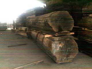 Large Oak Boules
