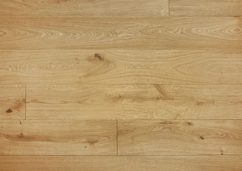 Lacquered Oak Flooring